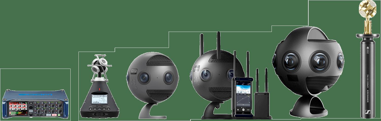 WHITESTAG Cinematic VR - VR Filmproduktion - VR Studio
